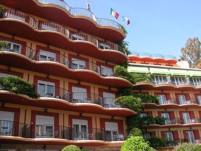Los Angeles Granada balkon