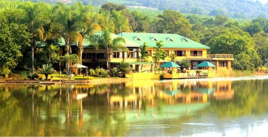 rondreis Zuid-Afrika Bambuu Lakeside lodge