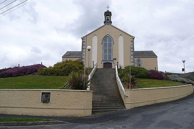 Kerk Broadford Schotland