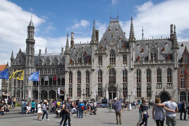 Provinciaal Hof - Brugge