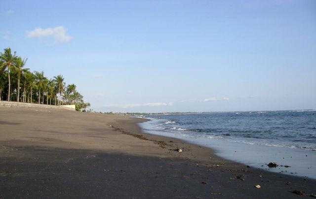 Strand Canggu Bali Indonesië