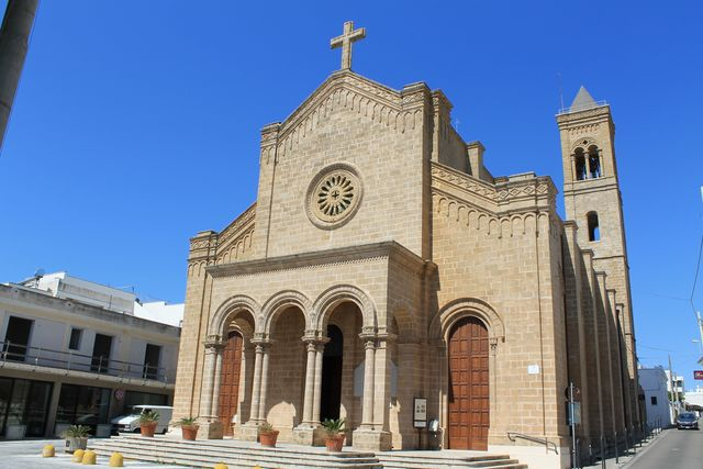 Kerk Chiesa di Cristo Otranto
