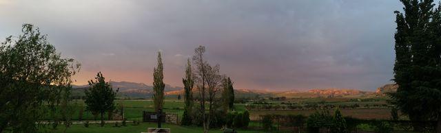 Rondreis Zuid-Afrika Clarens landschap