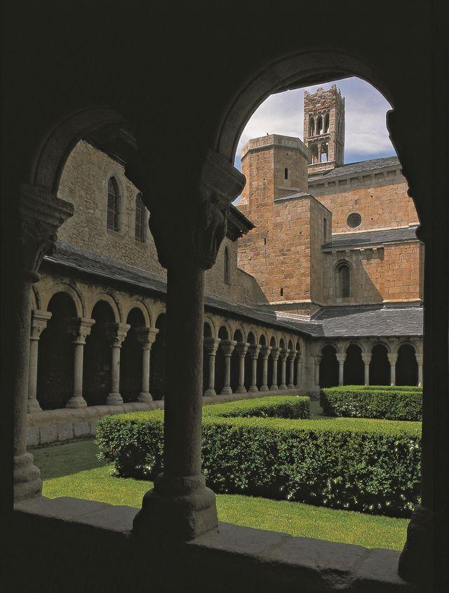 Klooster Kathedraal Santa Maria