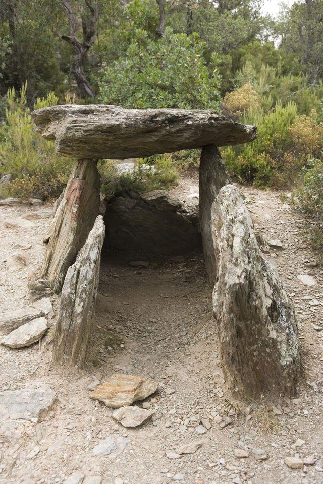 Coll de Medas dolmen Cantallops