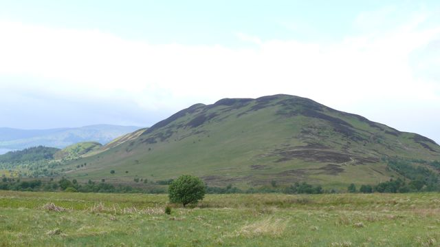 Conic hill Schotland