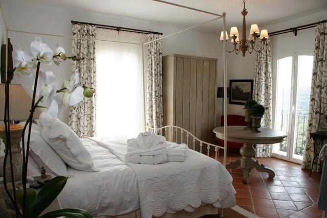 Cortijo Bravo Velez Malaga slaapkamer