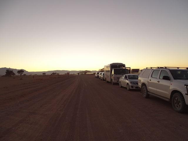Rondreis Namibië, Sossusvlei