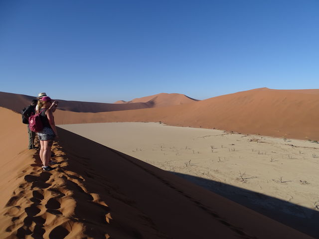 Rondreis Namibië Sossusvlei