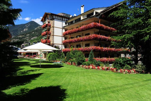 Rutllan (Xalet de Muntanya) La Massana Andorra tuin