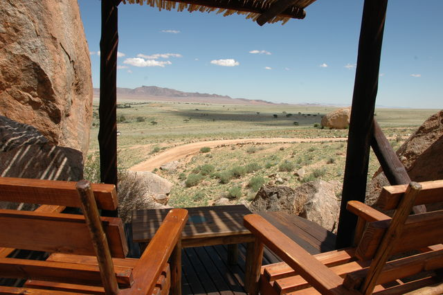 Rondreis Namibie Klein Aus Eagle's Nest