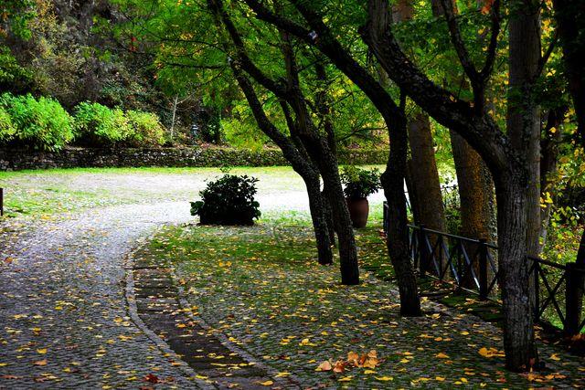 Quinta da Mata Chaves wandelpad