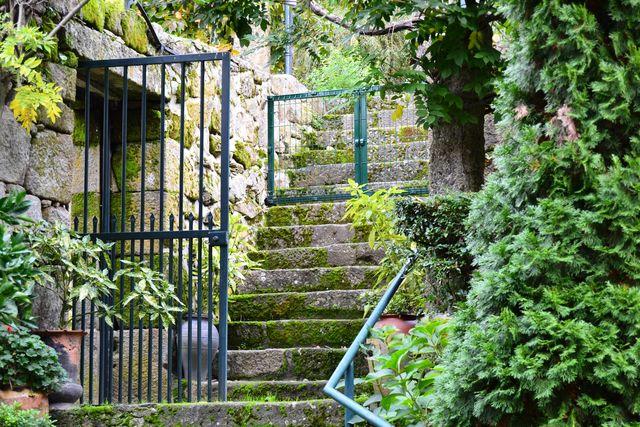 Quinta da Mata Chaves trap buiten