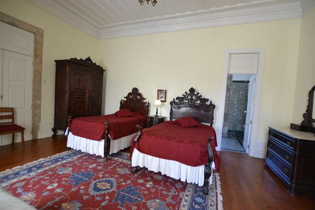 Casa das Torres de Oliveira Mesão Frio bedden
