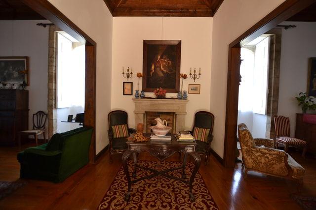 Casa das Torres de Oliveira Mesão Frio kamer