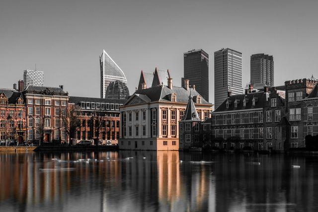 Binnenhof Den Haag Zuid-Holland Nederland