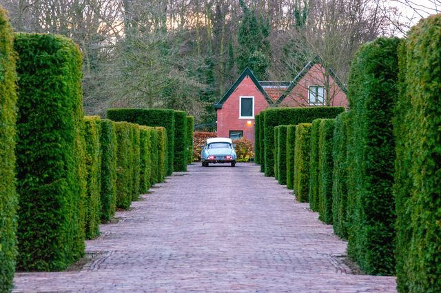 Louwman Museum Den Haag Zuid-Holland Nederland