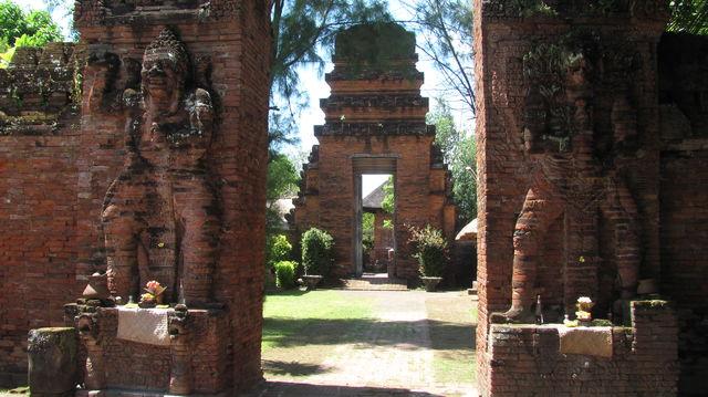 Tempel Pura Maospahit Bali Indonesië