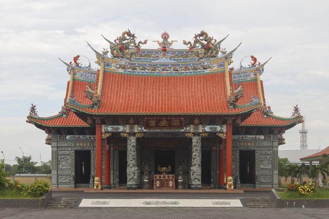 Denpasar Bali Tempel Vihara Satya Dharma