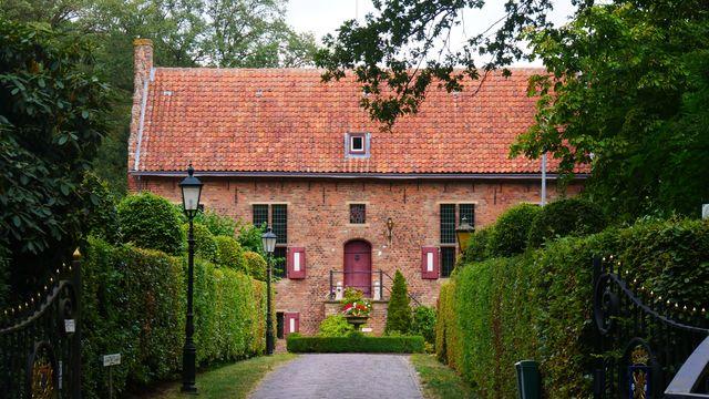 Trappengevel Doetinchem Gelderland Nederland