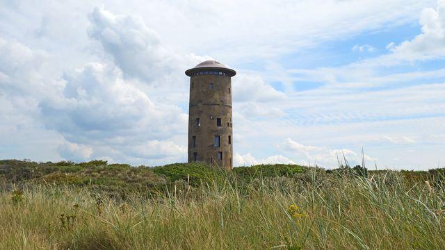 Vuurtoren van Domburg Zeeland Nederland