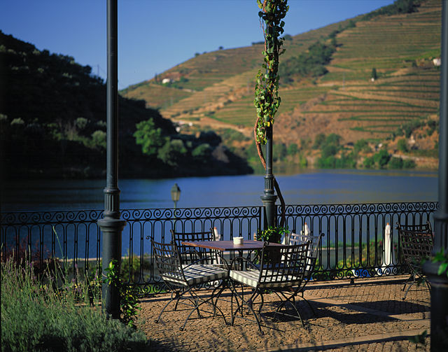 Douro Rivier Noord-Portugal