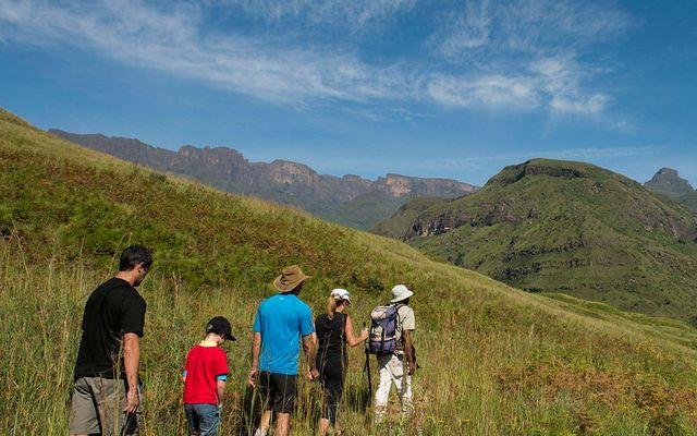 Rondreis Zuid-Afrika Drakensbergen wandelen