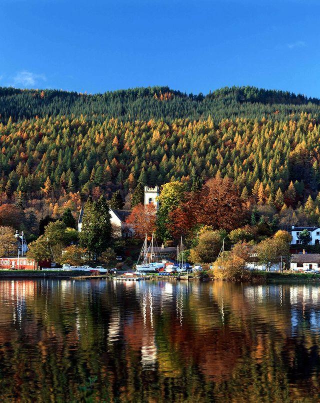 Perthshire Schotland