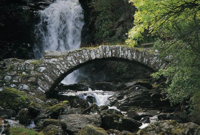 Glen Lyon Perthshire Schotland