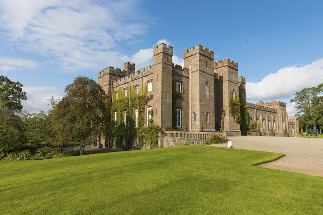 Scone Palace Perth Schotland