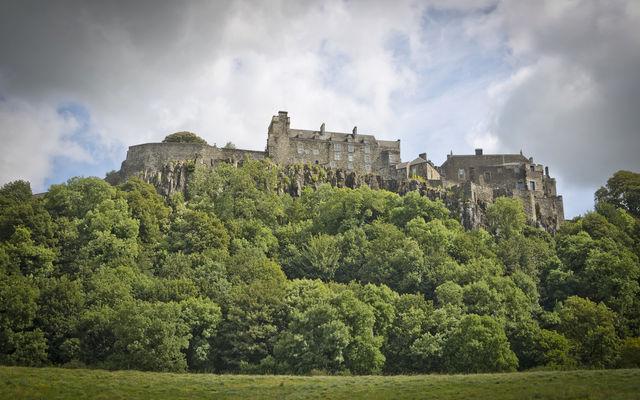 Stirling Castle Stirling Schotland