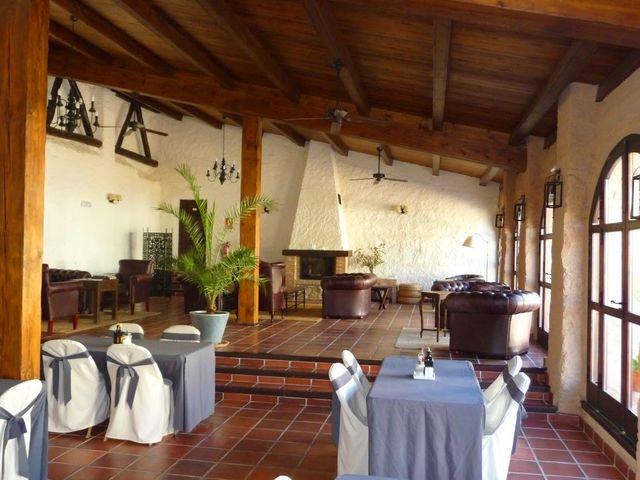 Cortijo del Marques Albolote restaurant