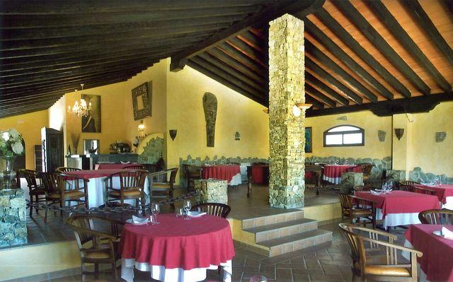 El Cortijo de Zahara de los Atunes restaurant