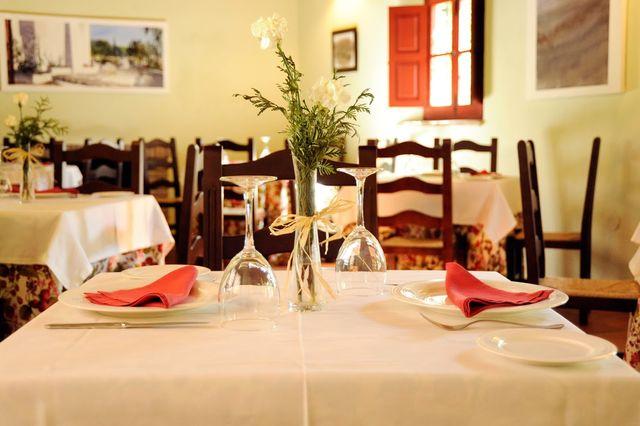 Cortijo del Arte Pizarra restaurant