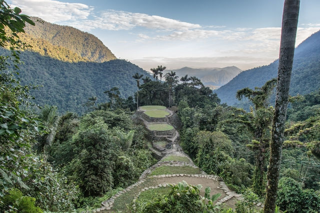 Rondreis Colombia Magdalena Ciudad Perdido, achterland Tayrona National Park
