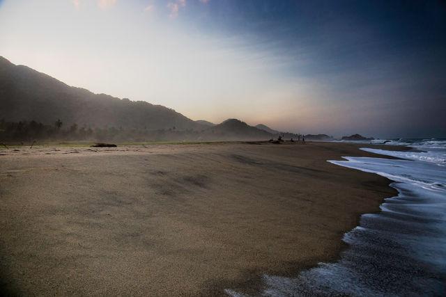 Rondreis Colombia Magdalena Tayrona National park verlaten strand