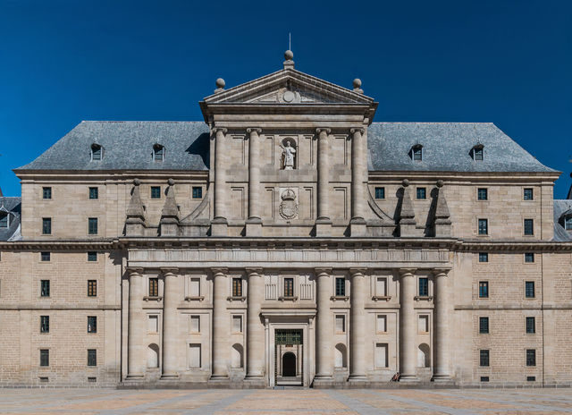 El Escorial Madrid Spanje