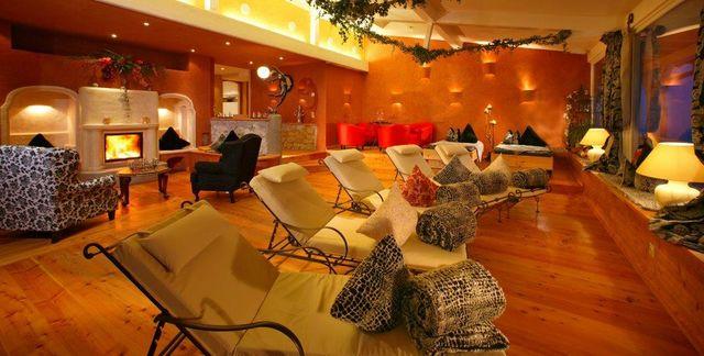 Burghotel Auf dem Falkenstein Pfronten lobby