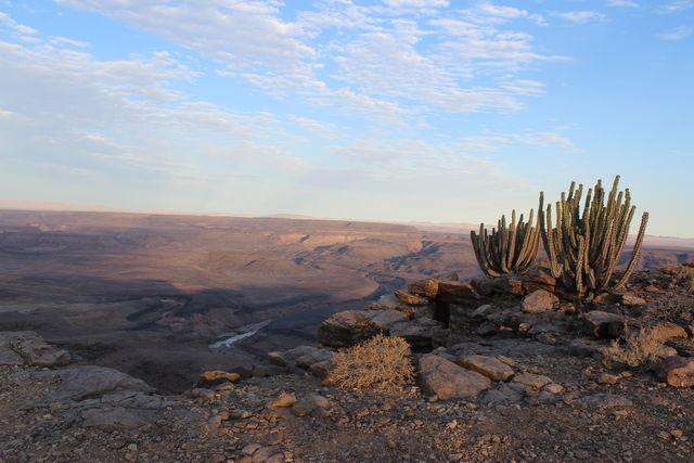 Rondreis Namibie Fish River Canyon