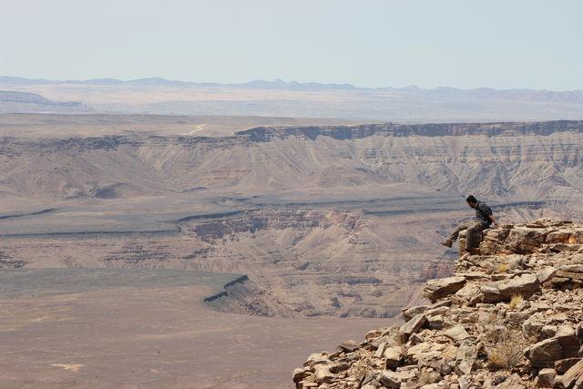 Rondreis Namibie Fish River Canyon canyon