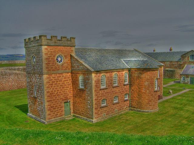 Fort George Schotland