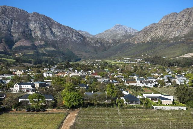 Rondreis Zuid-Afrika Stellenbosch en Franschhoek