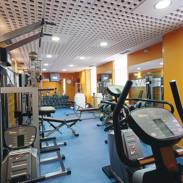 Carlton Bilbao gym