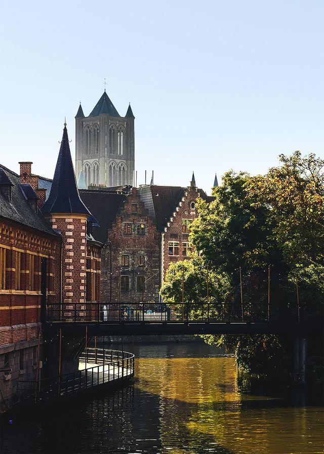 Gent Oost-Vlaanderen België