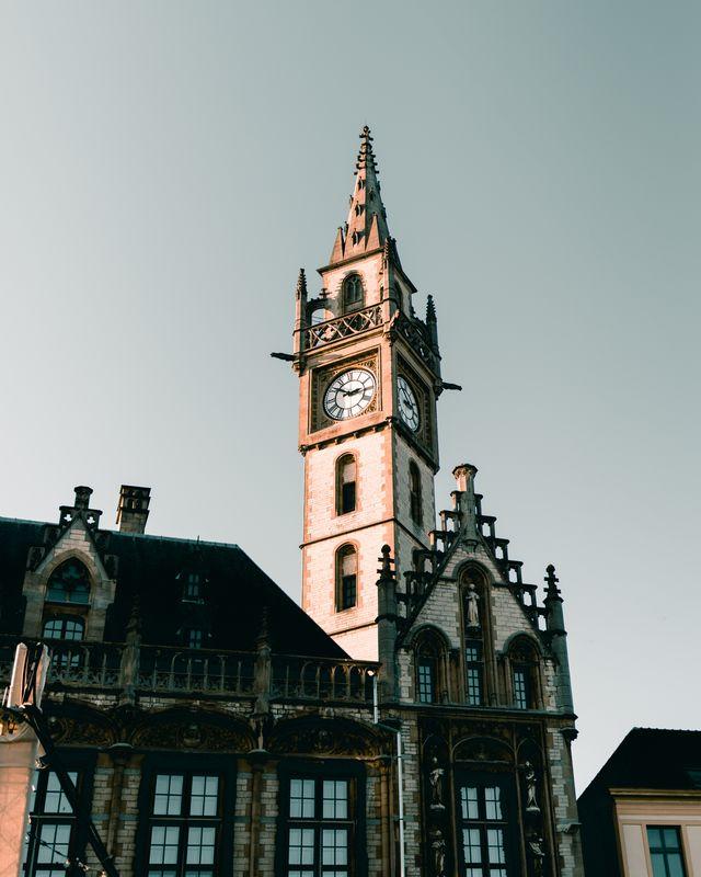 Toren Gent Oost-Vlaanderen België