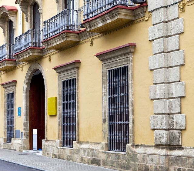 Rondreis Spanje Andalusië Jerez de la Frontera gevel