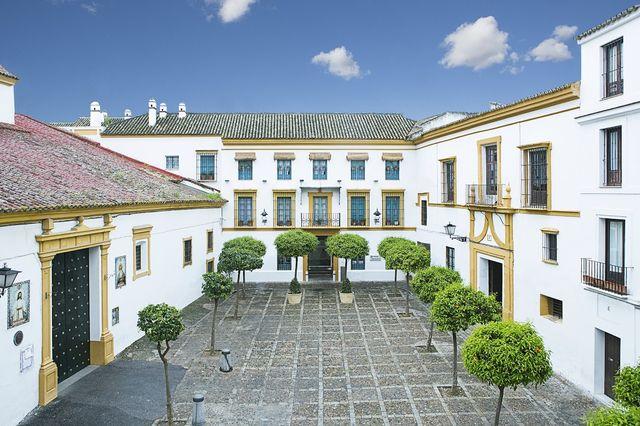 Las Casas del Rey de Baeza Sevilla plein