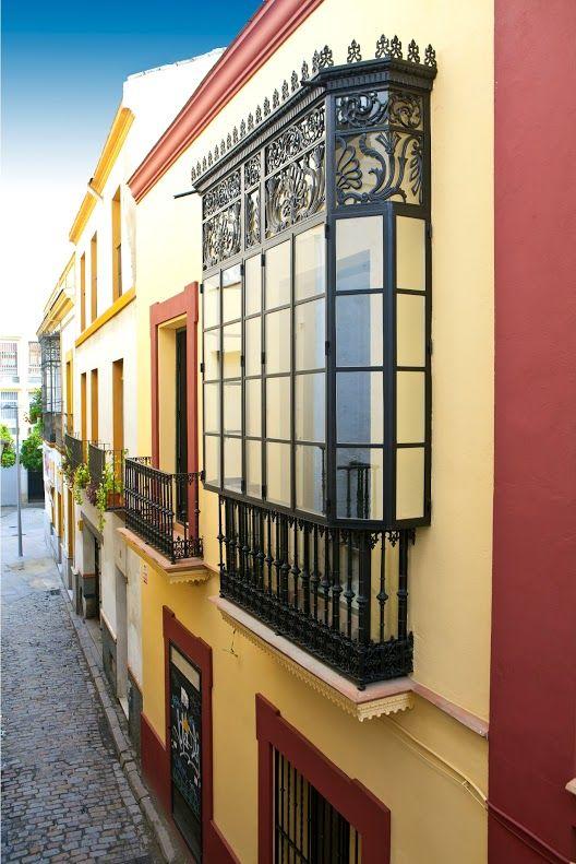 Itaca Sevilla gevel