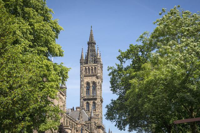 Universiteit van Glasgow Schotland