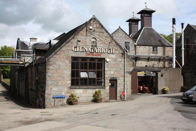 Glen Garioch Distilleerderij Schotland